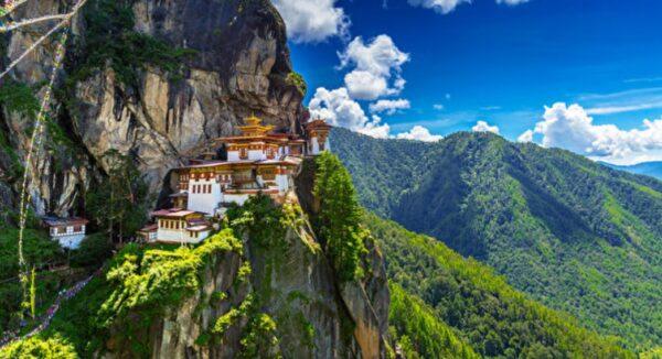 不丹王太后梦前世 故地重游感轮回