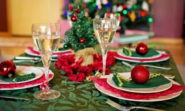 傳統的聖誕大餐菜單上都有什麼?