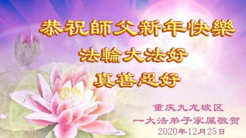 中国百姓明真相 敬祝李洪志大师新年好