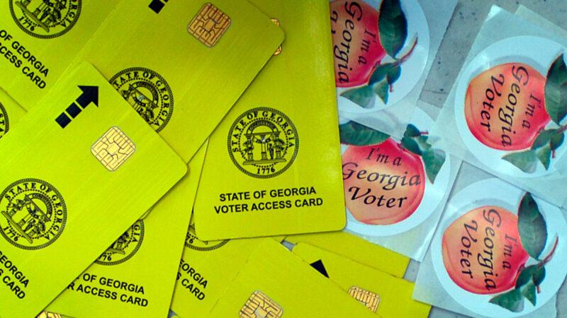 喬州科菲縣曾上書州務卿 無法認證重新計票結果