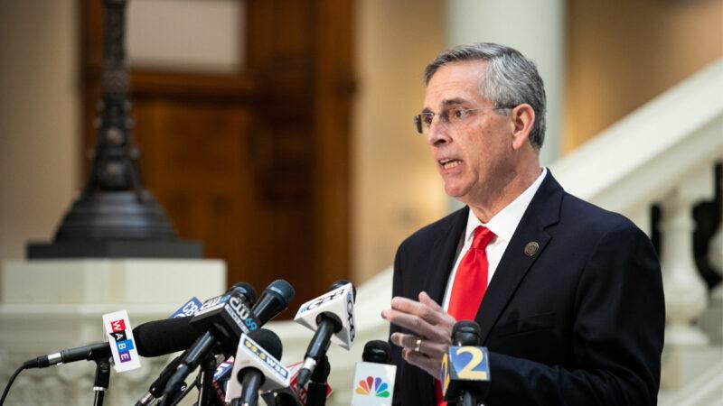乔州已确认1700例双重投票重罪 却无1人被起诉