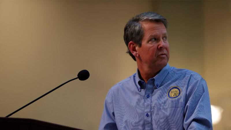 川普律師發重磅視頻 喬州州長立即支持審核簽名