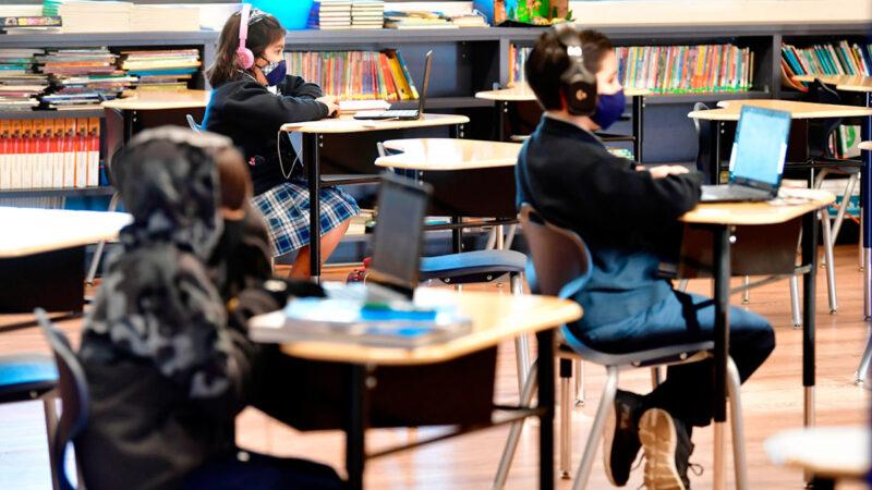 宣傳假大選信息 美公立小學作業公開洗腦