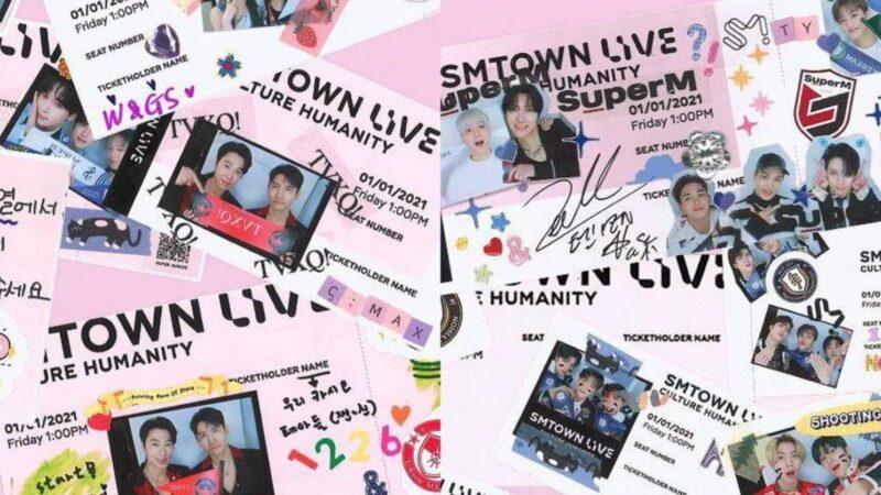 SM家族線上演唱會明年1月1日全球免費收看