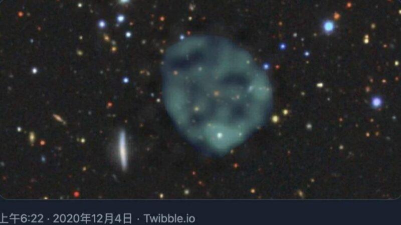 宇宙中惊现神秘天体!科学家:可能是时空虫洞