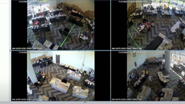 喬州議會報告:灌票視頻涉非法行為 足以翻轉結果