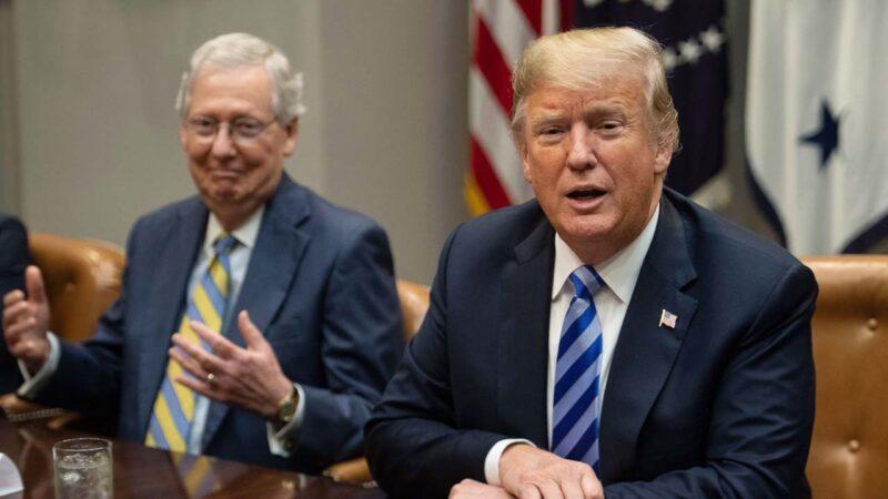 麦康奈尔批评民主党:对川普提名人态度恶劣