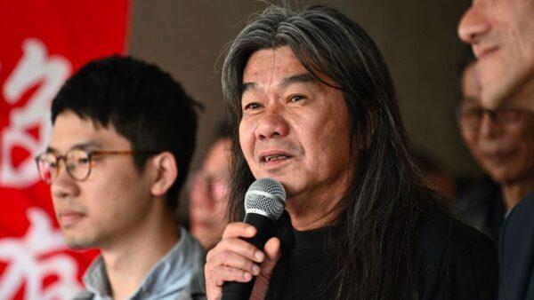 港前立法會議員梁國雄、朱凱迪等8人被捕