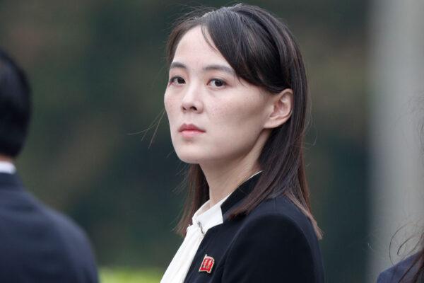 質疑朝鮮防疫蹊蹺 金與正砲轟韓國外長「病得不輕」