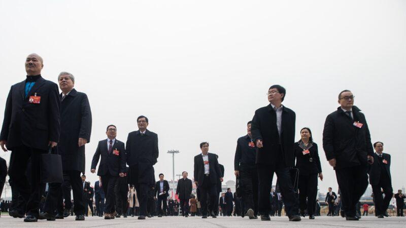 中南海罕见大动作 省委书记提前密集换人