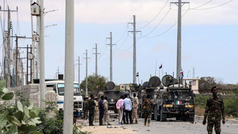 美国明年初 撤出大部分索马里美军