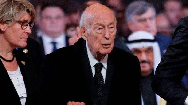 促进欧洲整合 法前总统吉斯卡尔94岁高龄离世