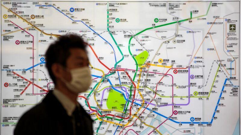 东京都疫情严峻 地铁15驾驶染疫减3成车班