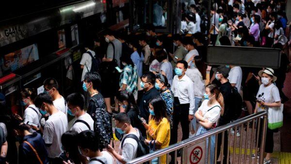 中共官方防疫通知:疫情多點散發將成常態