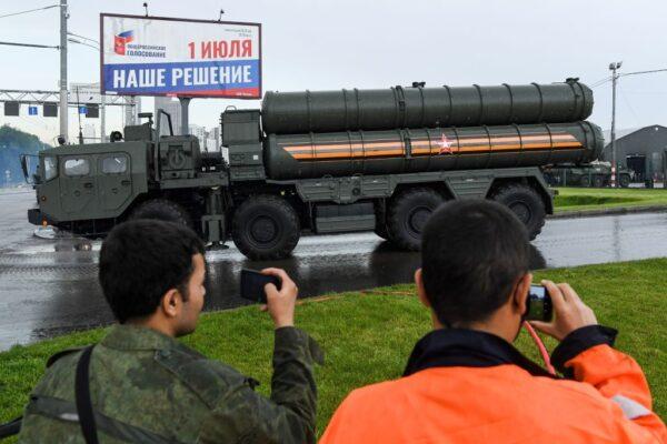 无视警告 美对土耳其购俄制飞弹制裁