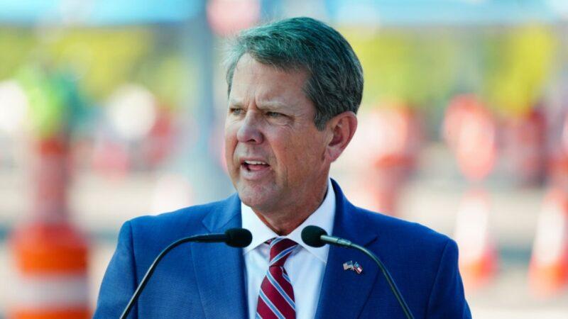 川普轉推:給過喬州州長州務卿機會了 他們將坐牢