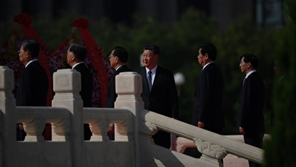钟原:中共政治局开会不寻常 党媒吹捧讲政治