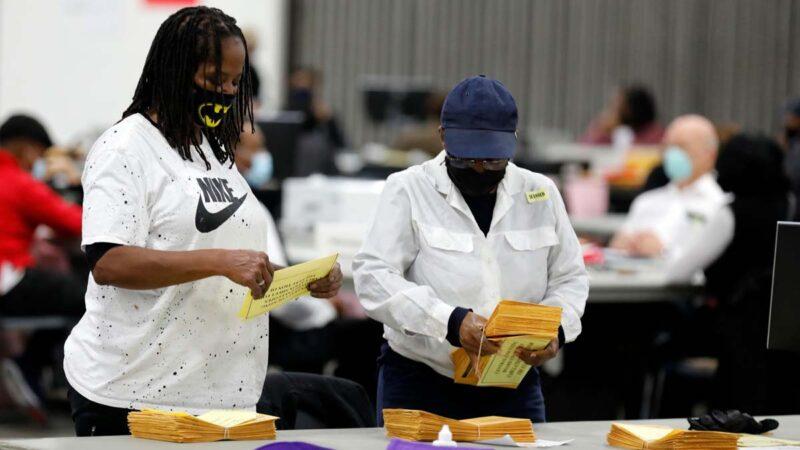 密歇根法官取消保护令 批准公布投票机检查结果