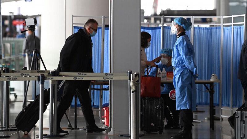 年關臨近 中國疫情持續擴大 各地發緊急通知