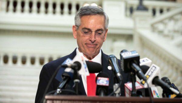 喬州州務卿稱已發警告 拒8千外州居民為參議員投票