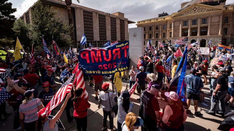 选票样本审计曝欺诈率3% 亚利桑那高院同意审理