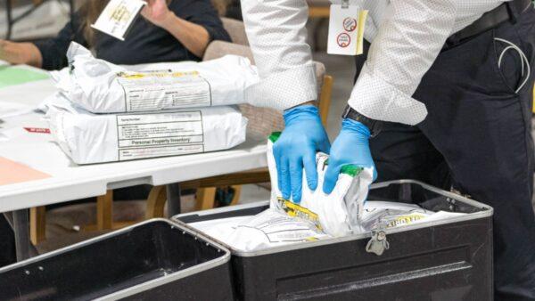 乔州非法投票被揭:近7万未成年人 逾2千重罪犯