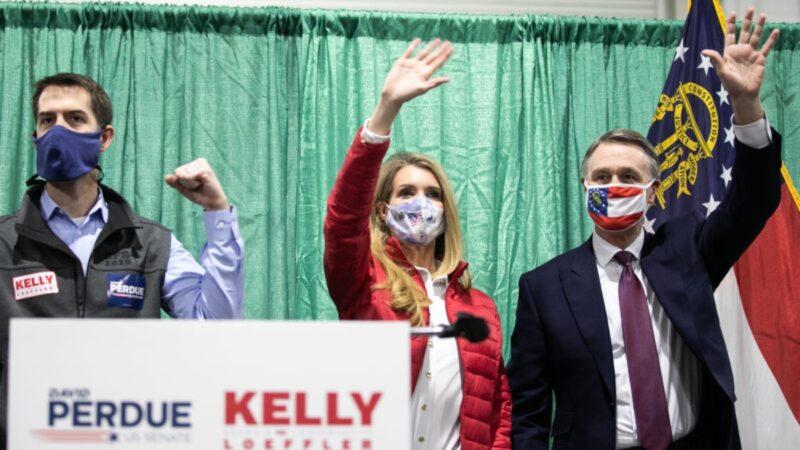 聯邦參議員喬州決選 收近百萬郵寄選票請求