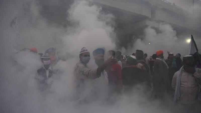 特鲁多挺农民示威 印度警告干预内政