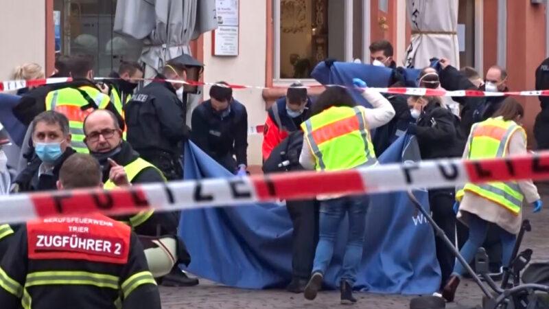 驾驶疑蓄意冲撞行人 德国城镇酿4死15伤
