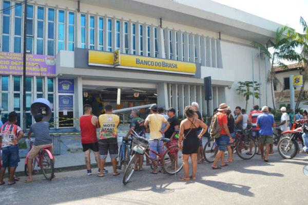 巴西再爆搶銀行 人質當「盾牌」弄錯金櫃位置未得逞