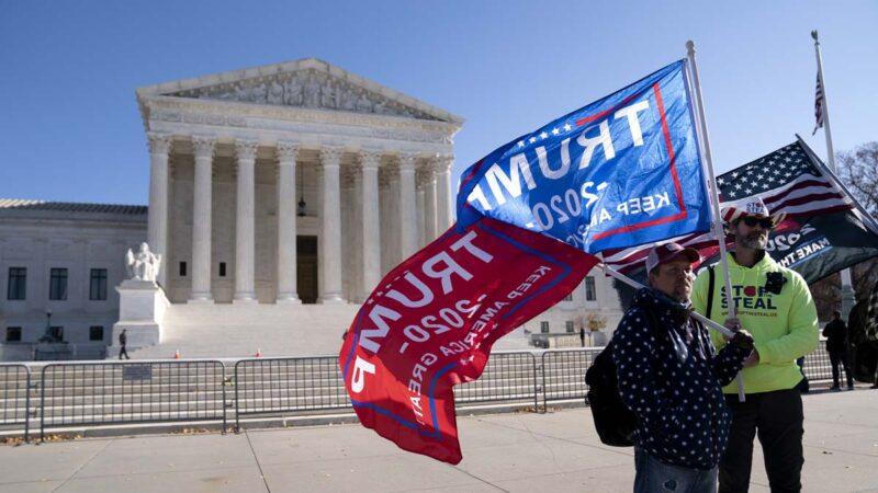 更新:126眾議員支持德州訴訟 含共和黨領袖