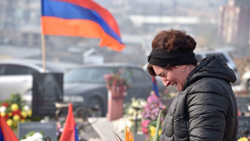 纳卡激战44天 俄罗斯不费一兵一卒 土耳其地缘政治转变