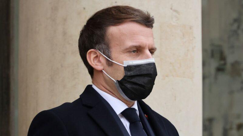 【快訊】法國總統馬克龍染中共病毒 將隔離7天