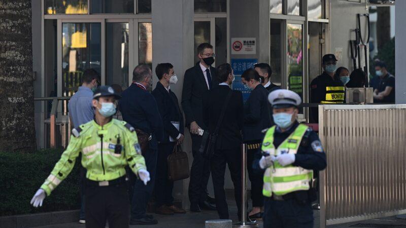 12港人偷渡送中案宣判 美国务卿严辞谴责中共