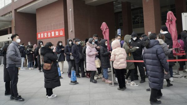 北京疫情再升级 中南海所在地全员检测