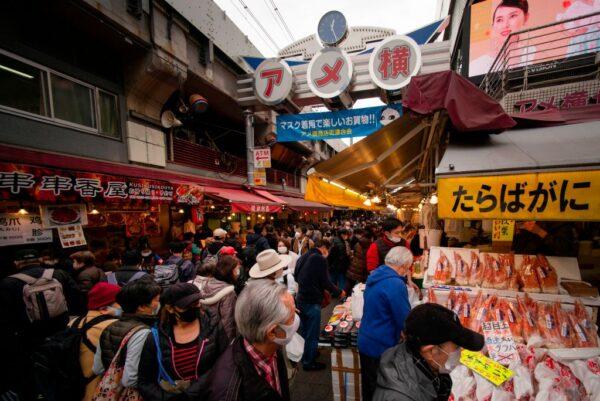 疫情擴大 韓國擬調整防疫規範 東京籲民眾在家過年