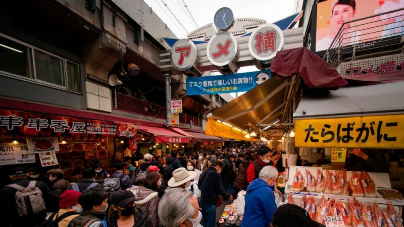 疫情扩大 韩国拟调整防疫规范 东京吁民众在家过年