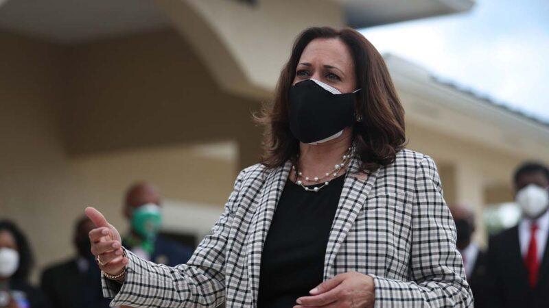 加州已備好接替人選 賀錦麗仍未辭參議員職位