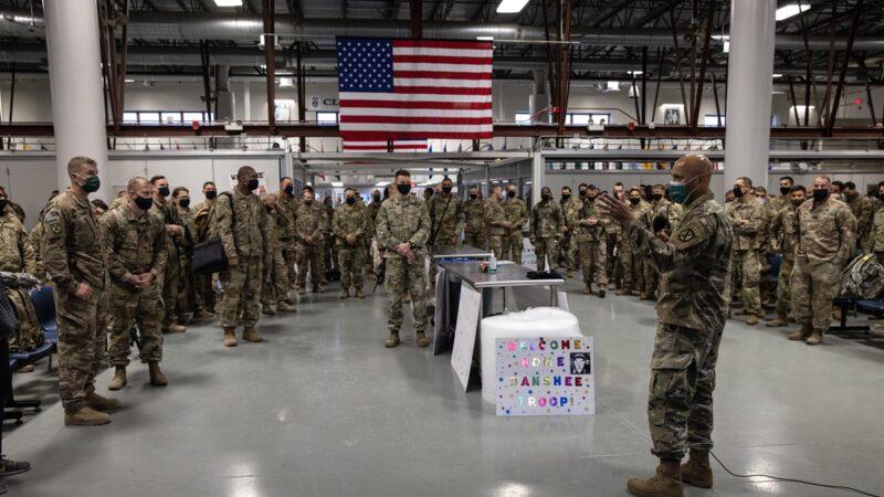 美媒:川普接獲情報 中共擬僱人攻擊美軍