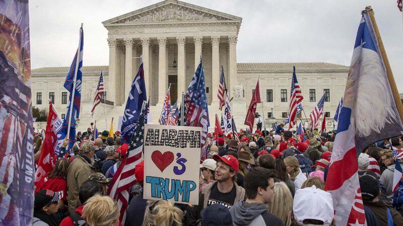 鲍威尔:最高法拖延案件 让摇摆州1月14日再回应