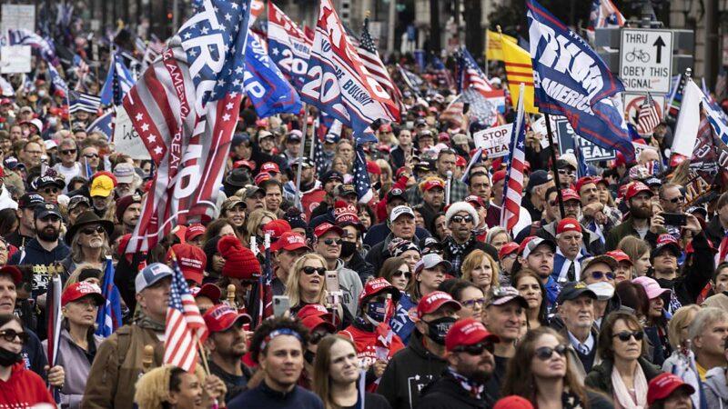美司法部顧問報告:6搖擺州多出28.9萬張選票