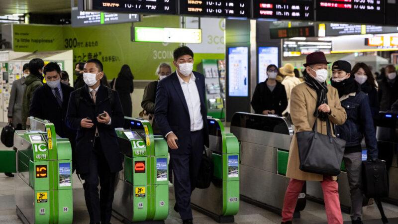 疫情笼罩 日本返乡出游人潮大减
