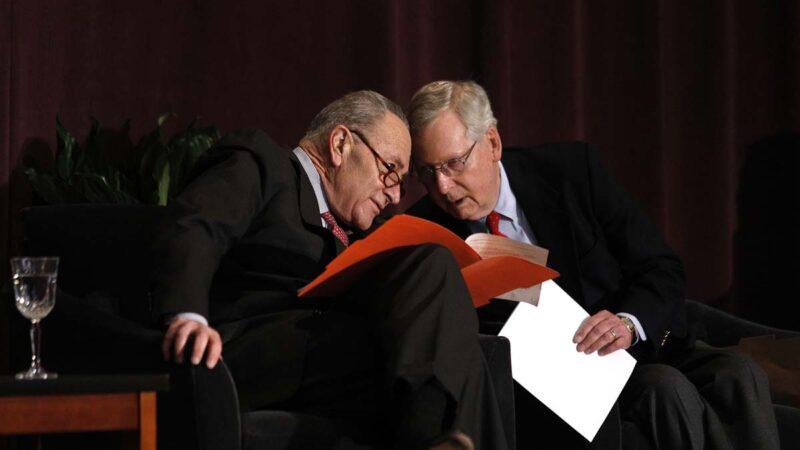 参院两党领袖达成协议 阻止川普否决国防授权法