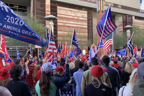 【大选更新12.01】亚利桑那选举听证会 专家揭选举系统漏洞