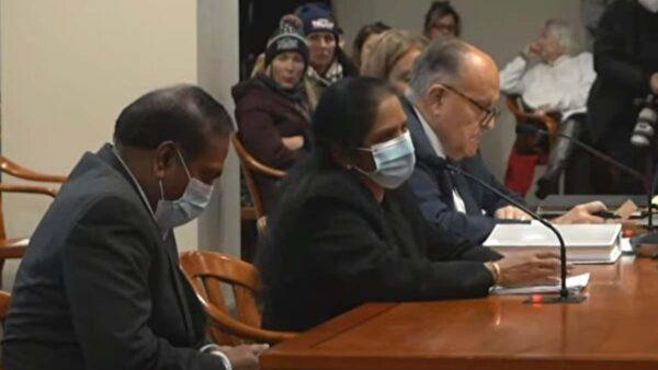 证人:底特律伪造了10万张邮寄选票的日期
