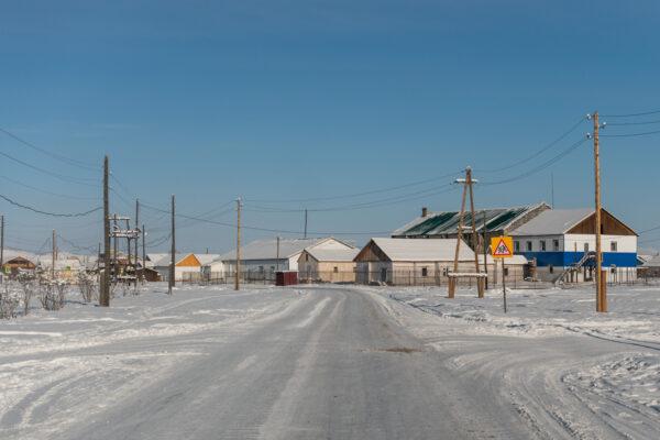 世界上最冷的学校 -51℃小学生照常上课