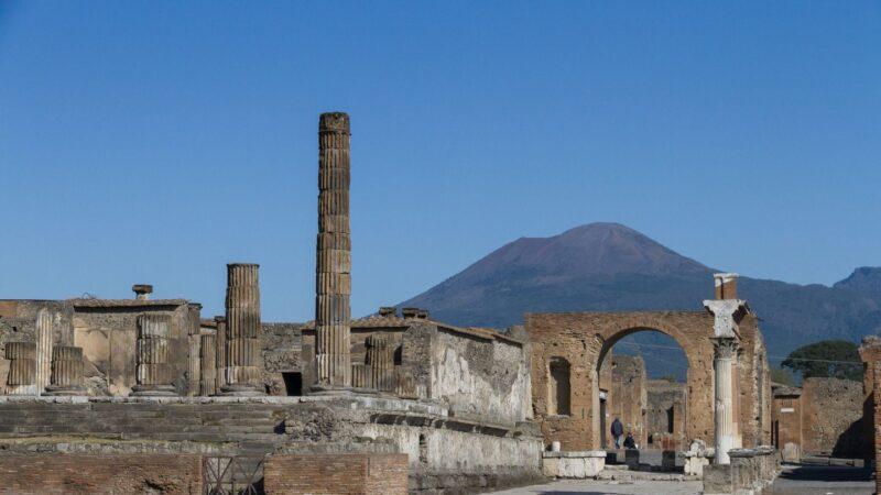 古罗马人也爱外带美食 庞贝城首次出土热食快餐店