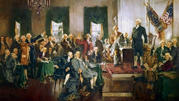 千百度:华盛顿将军的异象与美国大选的前景