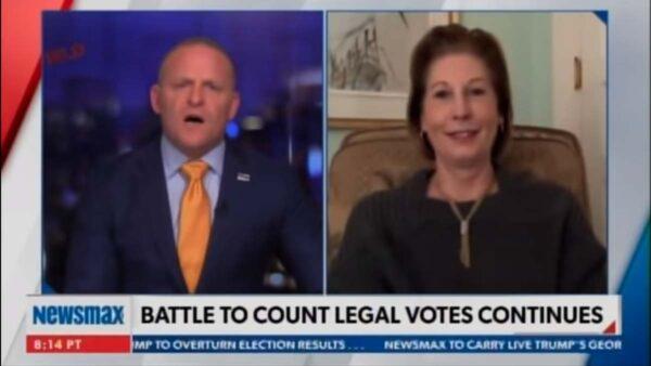 鲍威尔:大选结果或随时搁置 川普有足够时间取胜