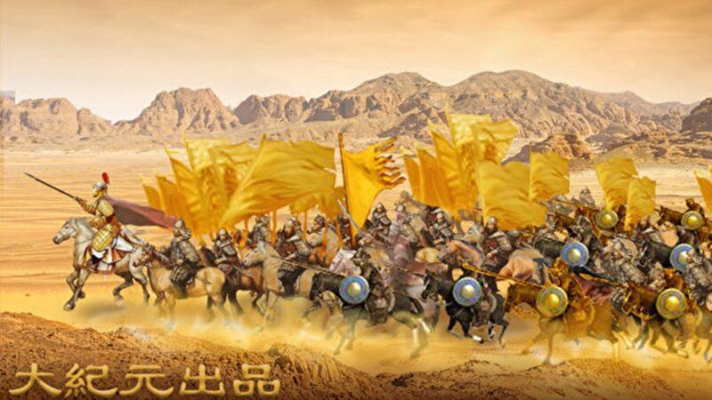 【成吉思汗】征高加索与南俄 建四大汗国